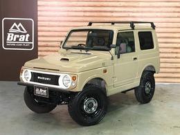 スズキ ジムニー 660 ワイルドウインド 4WD オリジナルカスタム 全塗装済 リフトアップ