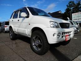 トヨタ キャミ 1.3 Q 4WD リフトアップ 切り替4WD
