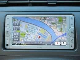 ナビはメモリーナビNSCP-W62が装備されています。