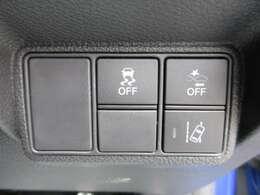 安心安全のホンダセンシング機能搭載♪ もしもの時にとても助かる装備になります♪ 安全装備も充実しております♪