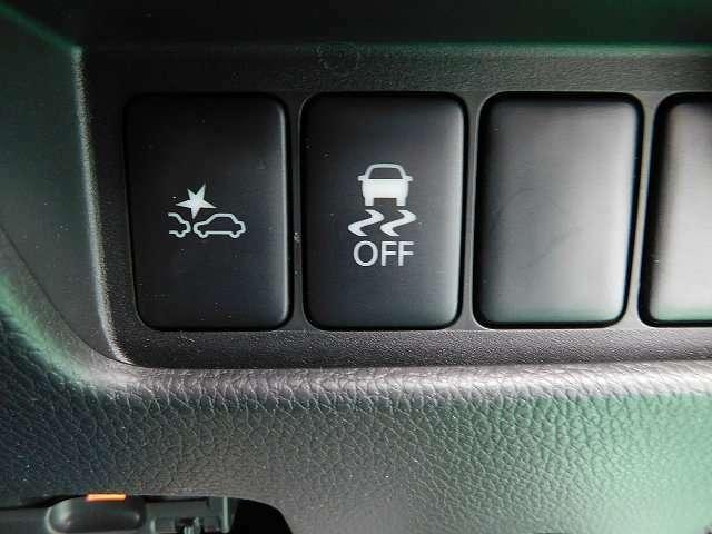 衝突軽減ブレーキに横滑り防止付き!