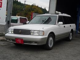 トヨタ クラウンワゴン 2.5 ロイヤルサルーン タイミングベルト交換済み
