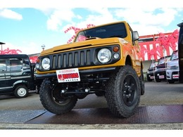 スズキ ジムニー 660 ワイルドウインド 4WD リフトアップ