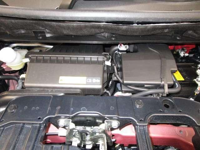 納車前には、車のプロのスタッフが、しっかり整備を行い納車するので安心。