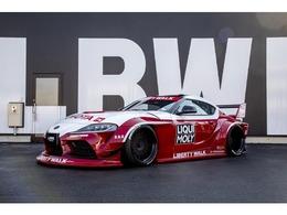 トヨタ スープラ 3.0 RZ LB-WORKS CELICA Racing color