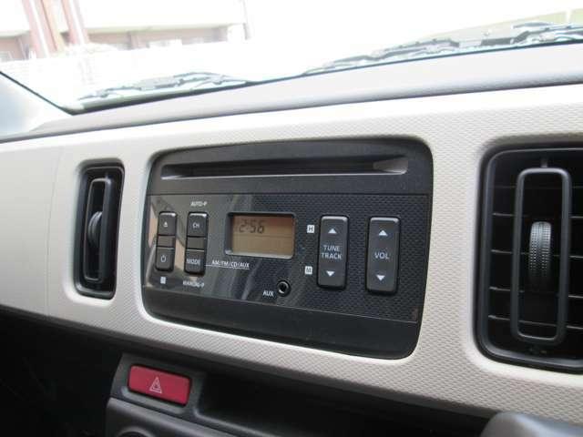 CDラジオ付き