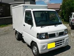 日産 クリッパートラック 冷蔵冷凍車 オートマ エアコン パワステ