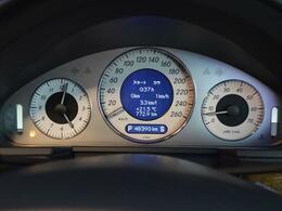 実走行「48,390km」警告灯の点灯などなく機関良好です。