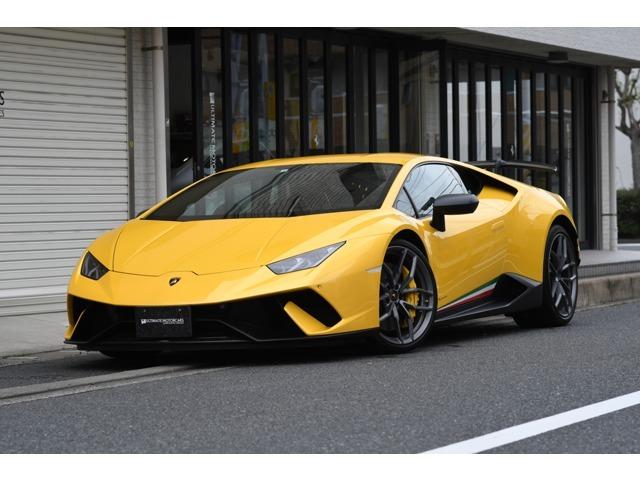 ディーラー車 1オーナー ボディーカラー Giallo Inti(イエローパール)