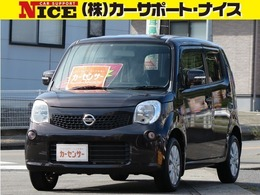 日産 モコ 660 X プッシュスタート/キーフリー