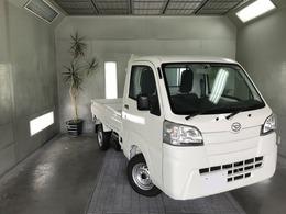 ダイハツ ハイゼットトラック 660 スタンダード 3方開 届出済未使用車(展示車両)5MT/AC/PS