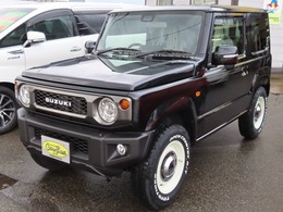 スズキ ジムニー 660 XC 4WD ナビ・バックカメラ・ドラレコ・ETC