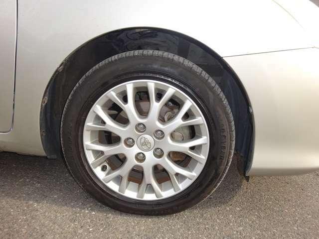 タイヤサイズ205/55R16インチ