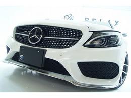 メルセデス・ベンツ Cクラス C200 アバンギャルド AMGライン 新品19ホイール新品タイヤ新品ローダウン