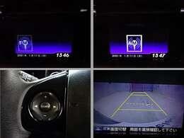 【ディスプレイオーディオ&リヤカメラ】CDも聞けて、リヤカメラが装着されているのでバック駐車も安心です。