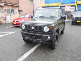 スズキ ジムニー 660 XL 4WD ワンオーナー 禁煙車 社外ナビTV フォグ