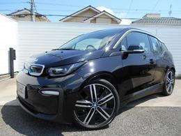 BMW i3 スイート レンジエクステンダー装備車 20AWブラウン革120Ahデモカー認定車
