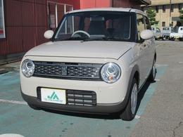 スズキ アルトラパン 660 モード 4WD HIDライト 衝突軽減 届出済未使用車