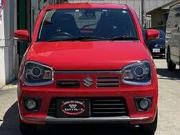 希少な赤色のAT車