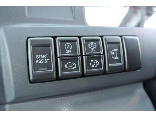 電動格納ミラー装備で狭い道でのすれ違いや駐車時も安心!