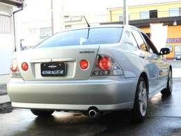 6速MT 走行4.7万km 修復歴なし フルノーマル 綺麗なアルテッツァ RS200!!