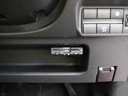 料金所もスムースに通過、もちろん料金もリーズナブルに利用できるETC車載器が装備されています。
