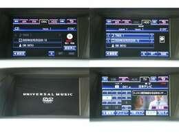 メーカーナビ CDを録音することができます。録音した音楽を聴くことができます。DVDを視聴することができます。TVを視聴することができます。