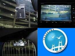 万が一の事故はもちろん快適で安全なドライブの必需品 車両の前後を撮影できるドライブレコーダーが付いています