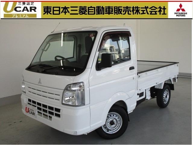 平成29年式 ミニキャブトラック M 2WD 3A/Tが入荷いたしました。