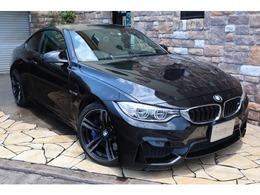 BMW M4クーペ M DCT ドライブロジック レッドレザー 禁煙ワンオーナー車