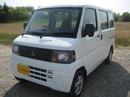 三菱 ミニキャブバン 660 CD 4WD