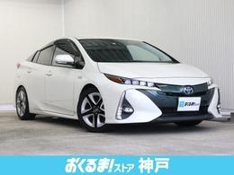 トヨタ プリウスPHV 1.8 A セーフティセンス 11.6インチナビ BSM