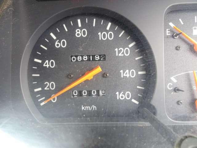 走行距離88192キロ