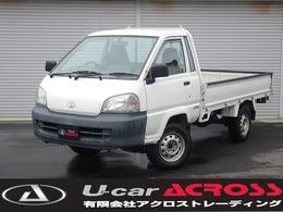 トヨタ ライトエーストラック 1.8 DX シングルジャストロー ロングスチールデッキ 三方開 4WD 積載量1トン/4WD/PS
