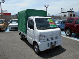 マツダ スクラムトラック 660 KC スペシャル 3方開 荷室高1500mm