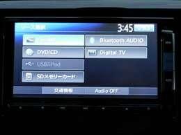 bluetooth 地デジDVD再生 SD録音 SD再生 接続・使用可能です。IPHONの方はアップルカープレイで携帯画面をそのまま映し出し操作できます。