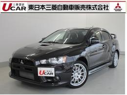 三菱 ランサーエボリューション 2.0 GSR X 4WD SSTファイナル 1オーナー SDナビ ETC