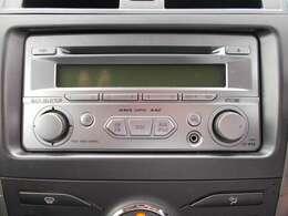 オーディオ付です。CD&AM/FMラジオが聴けます♪