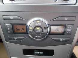 設定温度をキープして、自動で風量調節をしてくれるオートエアコンです。