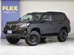 トヨタ ランドクルーザープラド 2.8 TX Lパッケージ ブラック エディション ディーゼルターボ 4WD 新車未登録車 BLACK EDITION 5人乗り