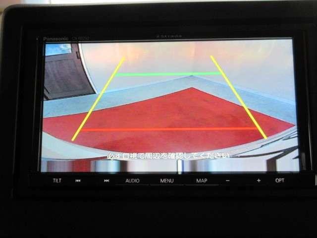 ナビ装着用スペシャルパッケージのバックカメラの画像です。31万円オプションセットのバックカメラ配線キット。夜や雨の日の駐車も安心ですね☆