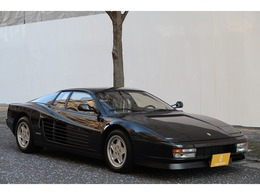 フェラーリ テスタロッサ 4.9 左H ディーラー車