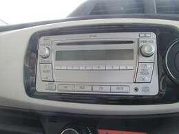 オーディオ!!CDで、お好きな音楽を聞きながらドライブをお楽しみください。