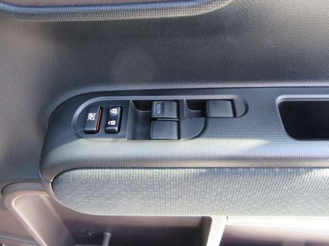 運転席側パワーウィンドウスイッチ