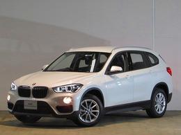 BMW X1 xドライブ 18d 4WD 認定中古車 純正ナビ Bカメ ETC 禁煙車