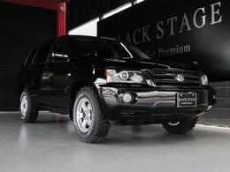 トヨタ クルーガー 2.4 L S FOUR 4WD BEASTマッドスタイリング 車検整備 2年付