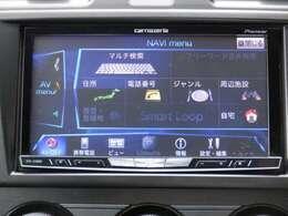 メモリ-ナビ(SD方式):CD・DVD・Bluetooth再生機能付なので、好きな音楽を聴きながら楽しいドライブガ可能です♪またフルセグTVチュ-ナ-内蔵ですので高画質にてTVの視聴も可能です!