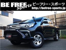 トヨタ ハイラックス 2.4 Z ディーゼルターボ 4WD トノカバー・地デジ/ナビ・1年保証