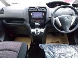 ガラス面積の広さが魅力!視界の大きさと車内の明るさで、家族みんながわくわくする空間です(^^)