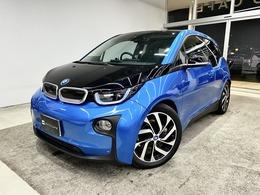 BMW i3 アトリエ レンジエクステンダー装備車 コンフォートアクセス 衝突軽減ブレーキ